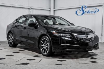 2015 acura tlx sh awd w tech package. Black Bedroom Furniture Sets. Home Design Ideas