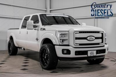 2016 Ford Super Duty F-250 SRW Lariat Ultimate Deleted