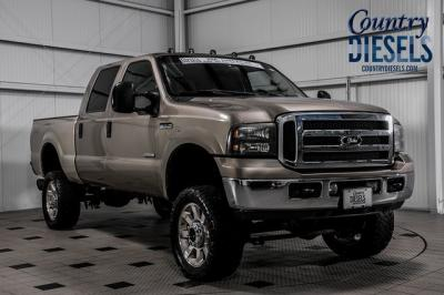2006 Ford Super Duty F-250 XLT LIFTED