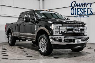 2017 Ford Super Duty F-350 SRW King Ranch Ultimate FX4
