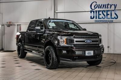 2018 Ford F-150 XLT Sport Leveled