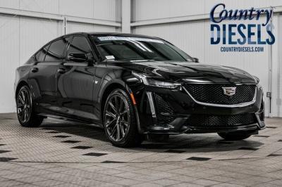 2020 Cadillac CT5 4dr Sedan Sport
